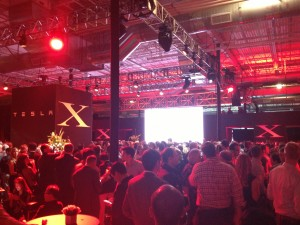 Model X Event