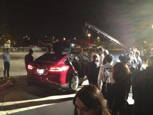 Tesla Model X Event 2